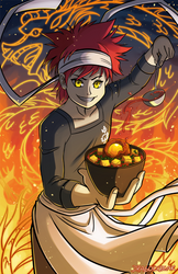 Time Fuse Mapo Curry Noodles by DragonBeak