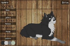 AGE OF TUSKEN APP - Skoll by Wolfshadow47