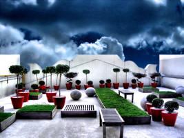 Zen Garden by WhiteBook