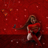 Be My Valentine... by WhiteBook