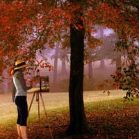 Autumn's Soul... by WhiteBook