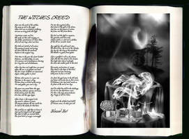 Book Of Shadows by WhiteBook