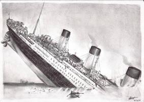 Titanic by FilipePS