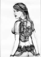 Lara Croft: Tomb Raider by FilipePS