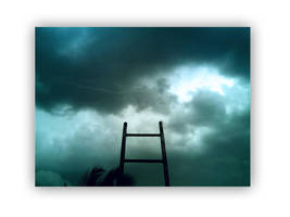 Ladder to the storm by Swaroop
