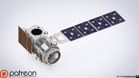 Daedalus Video Game: Clio-15, orbiting Venus by blackcloudstudios