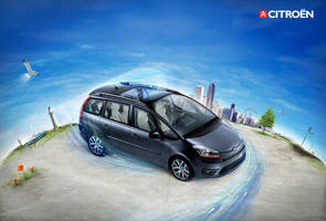 Citroen Grand C4 Picasso by norbi
