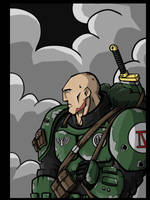 Imperial Guard by MathiasTemplar