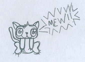 Kitty Kitty Bum Bum by sephizero