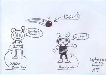Bomberman Jetterz by sephizero