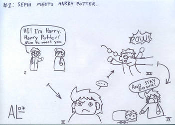 NR1: Meeting Harry Potter. by sephizero