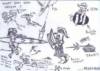 Inside Sephis Dream by sephizero