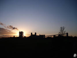 Industry Silhouette by IndianRain