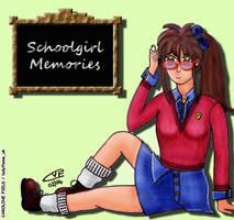 School Girl Memories by Lady-Flame