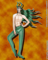 Maki-Demon by Lady-Flame