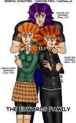 The-Edwards-Family by Lady-Flame