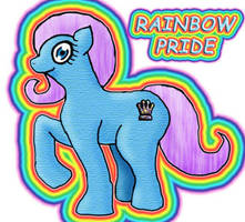 Rainbow Pride by Lady-Flame