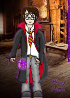 Harry Potter - Year 6 by Lady-Flame