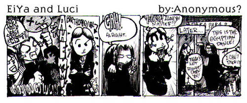 EiYa and Luci Strip 40 by eiya-and-luci
