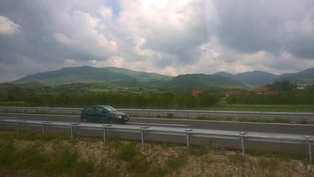 Mountains [4] by Wrona-Czarna