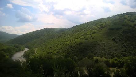 Mountains [6] by Wrona-Czarna
