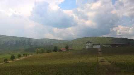 Village [3] by Wrona-Czarna