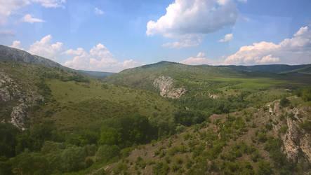 Mountains [7] by Wrona-Czarna