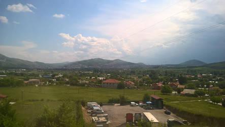 Mountains [10] by Wrona-Czarna