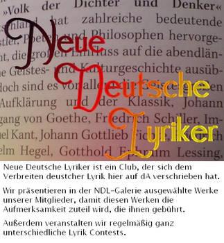 NDL by NeueDeutscheLyriker