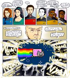 Nyan Trek by nnaj