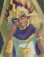 Pharaoh by nnaj