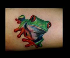 frog by eminimal