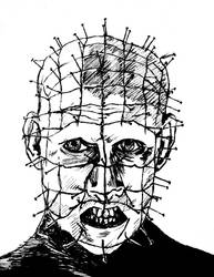 Pinhead by 69pins