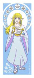 Zelda Fanart by Miracoin
