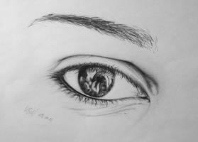 My Eye by Vaccoon
