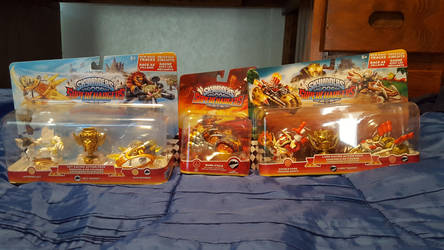 SKYLANDERS STUFF 9 by HAVOC777