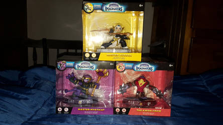 FREE SKYLANDERS STUFF 4 by HAVOC777