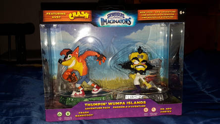 SKYLANDERS STUFF 15 by HAVOC777