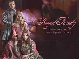 Royal Family by JessicaTudor