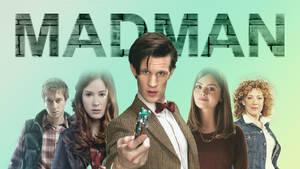 Eleventh Doctor by cuki108