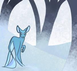Deer by vilovine