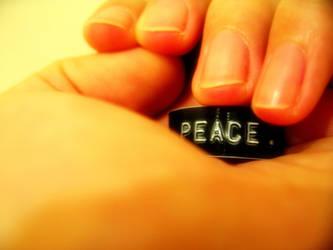 PEACE by shanlin92