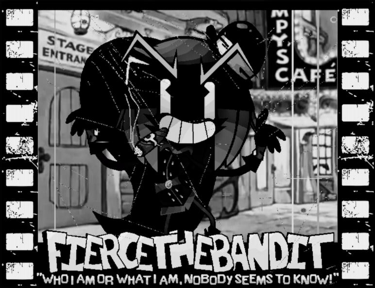 FierceTheBandit's Profile Picture