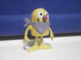 Quickie Model - Mr.Chips from Catchphrase by FierceTheBandit