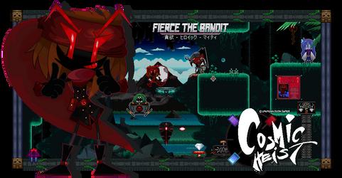 Legendary Cosmic Hero - Fierce The Bandit by FierceTheBandit