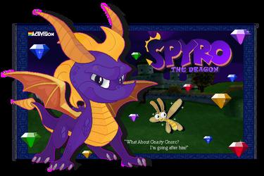 A Sheep's Nightmare - Spyro The Dragon by FierceTheBandit