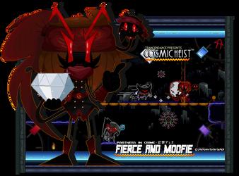 Cosmic Outlaw Duo - Fierce And Moofie by FierceTheBandit