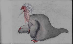 Dinosaur Concepts: Baba Yaga by Austroraptor