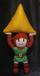Classic Link Plush doll by PlushMayhem