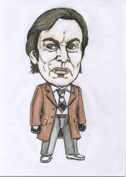 DCI Gene Hunt - Philip Glenister by guido84